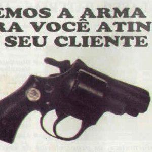 a arma certa