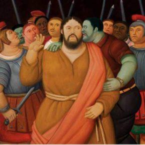Fernando Botero - O Beijo de Judas