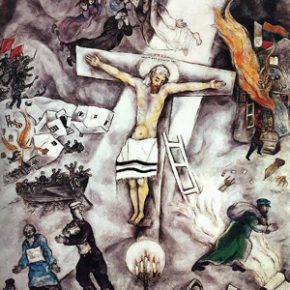 Chagall-whitecrucifixion