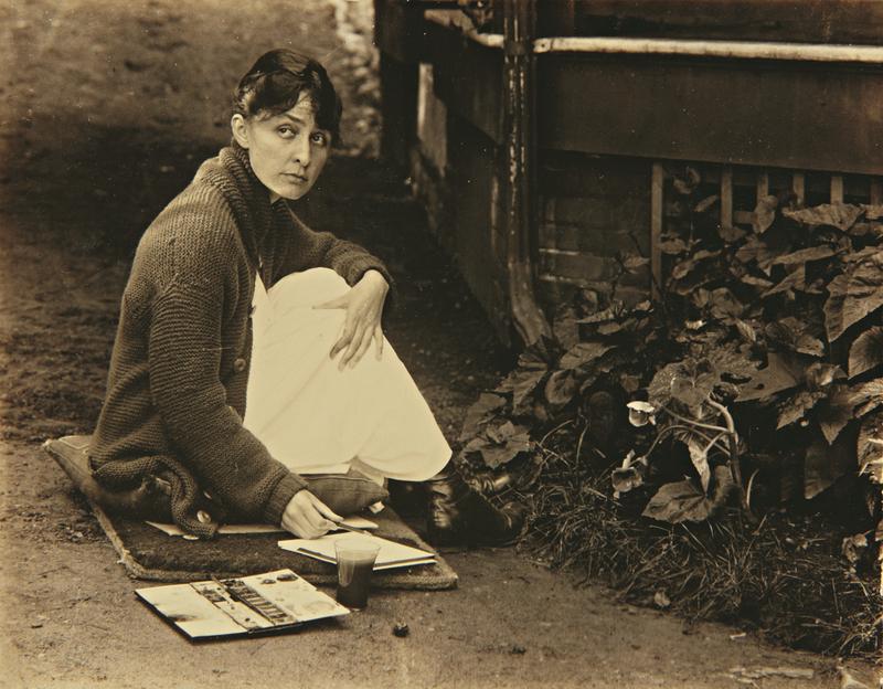 Georgia_O'Keeffe_by_Stieglitz,_1918