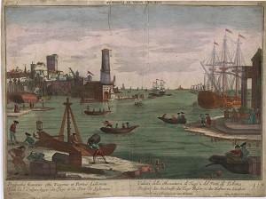 Porto de Lisboa, século XVIII