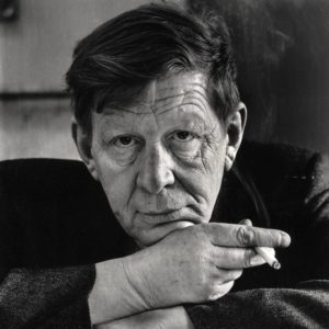 W. H. Auden - Getty Images - Gift of Alfred Eisenstaedt, 1989